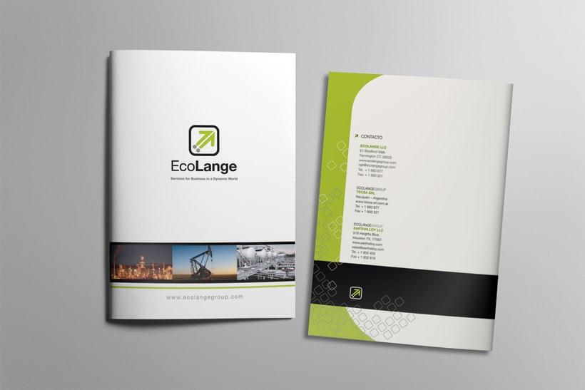 Identidad | Diseño brochure y tarjetas 0