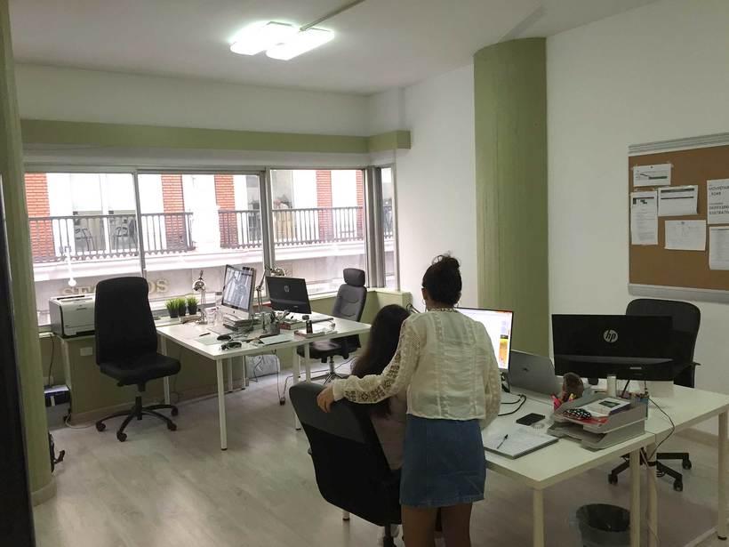 Agencia|Ofrece espacio Madrid centro, posibilidad de trabajar conjuntamente. 1