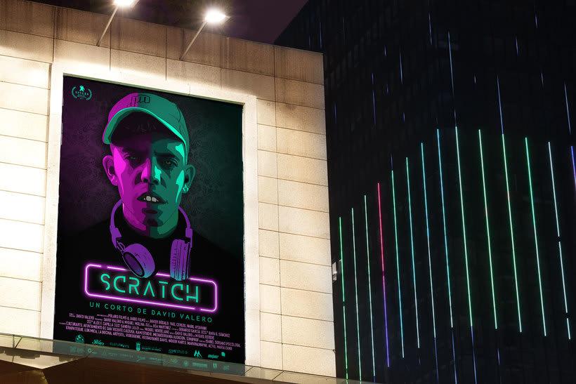Cartel Scratch - Cortometraje 3