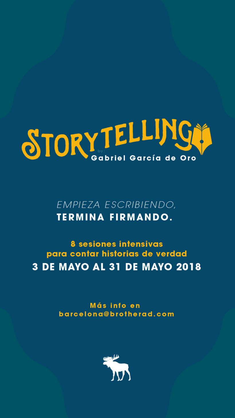 Storytelling by Brother Barcelona 1