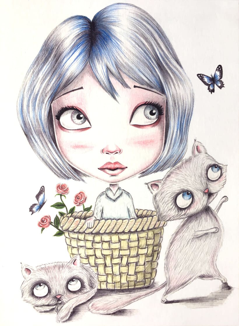 Ilustración infantil 2