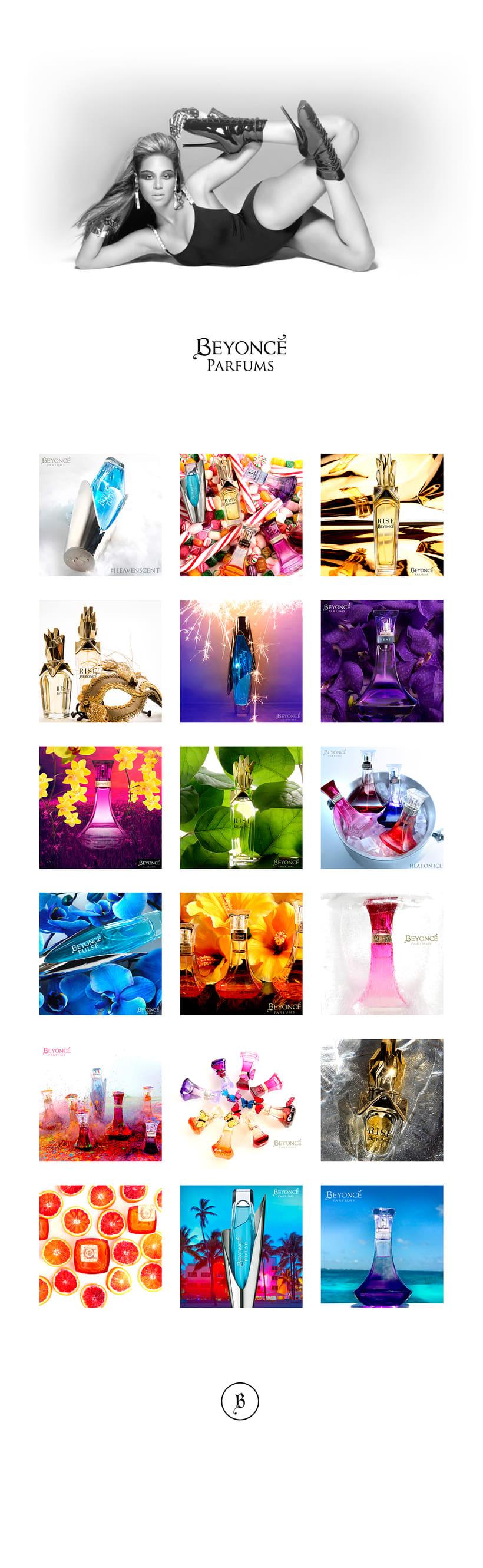 Beyonce Parfums  -1