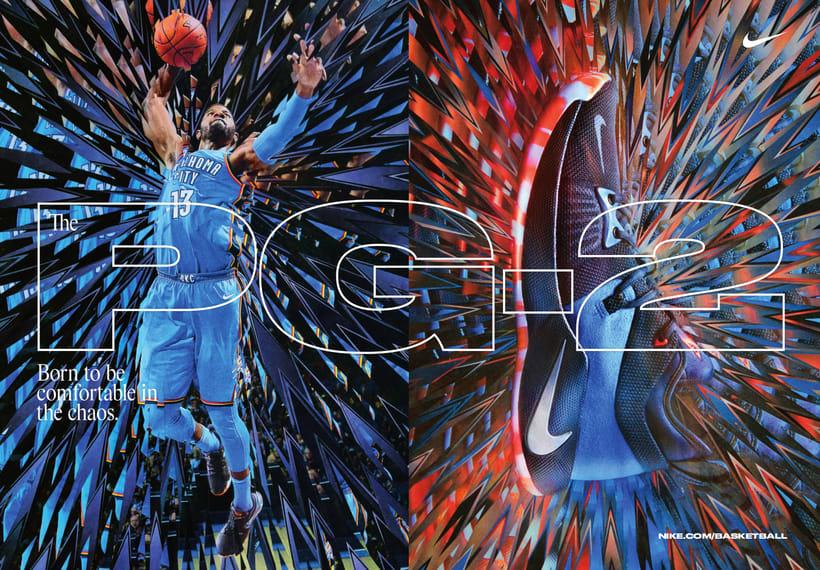 Nike PG2 Home Craze 4