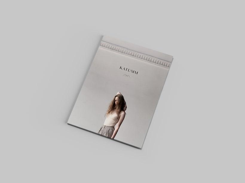 KATUMM. Ellis. Colección AW 2018 1