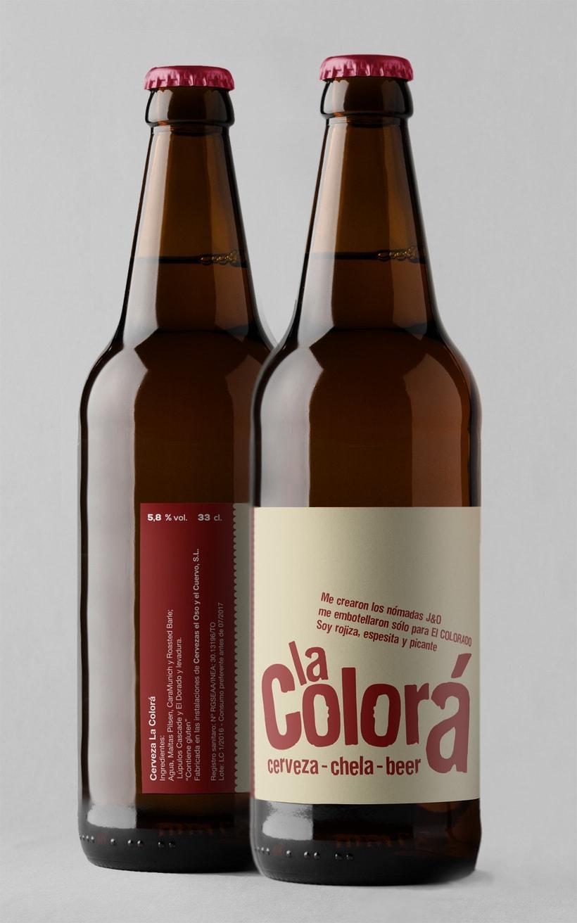 La Colorá 0