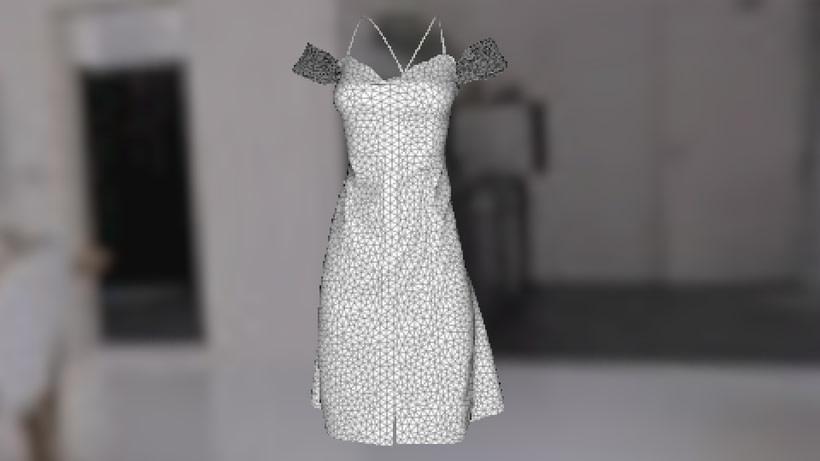 Dress/Clo3D 2