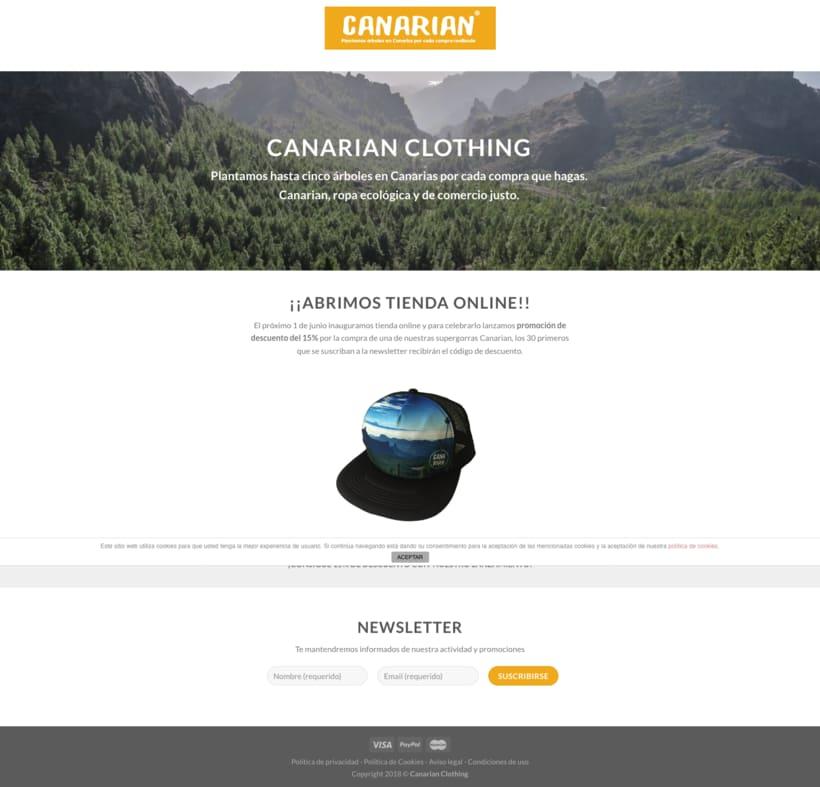 CanarianClothing.com 0