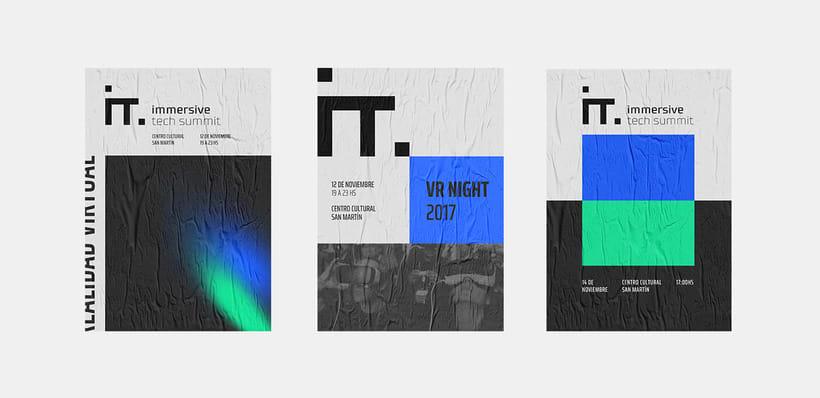 ITS Immersive Tech Summit   Identity Design 1