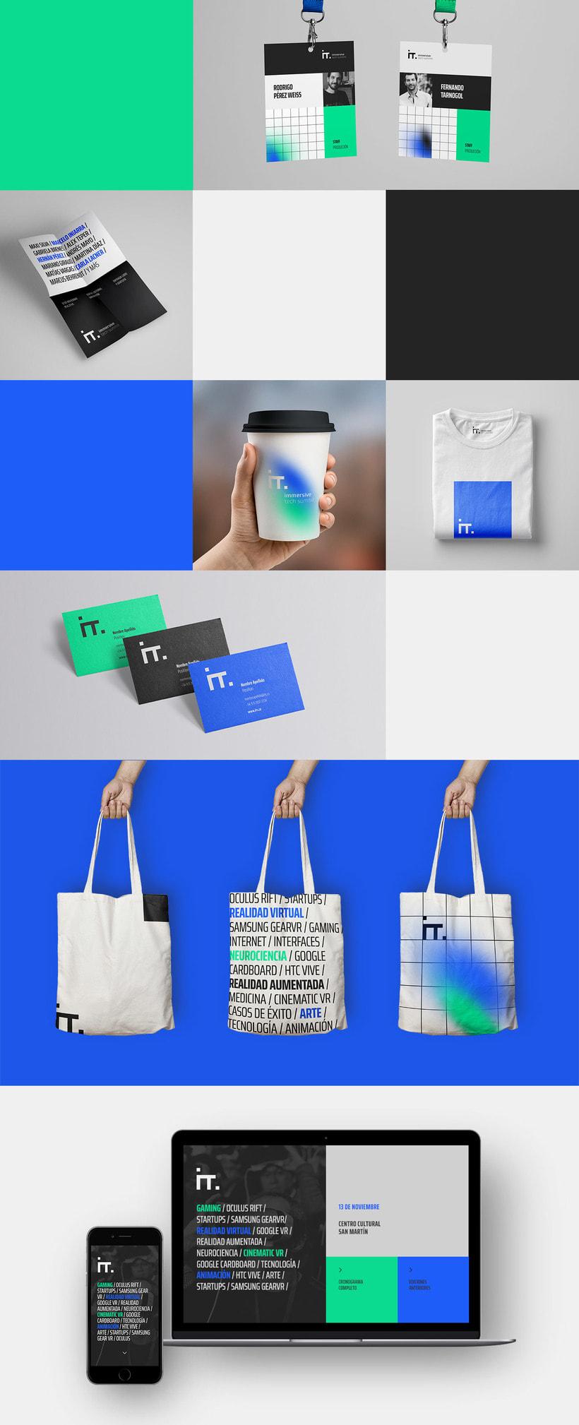 ITS Immersive Tech Summit   Identity Design 2