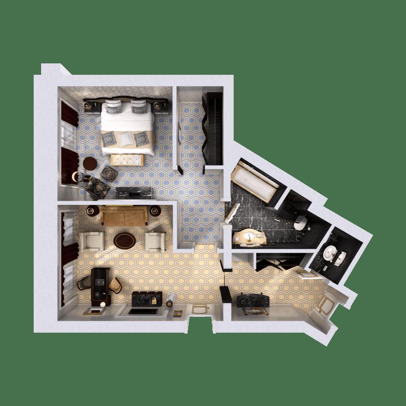 3D Floor Plans 1