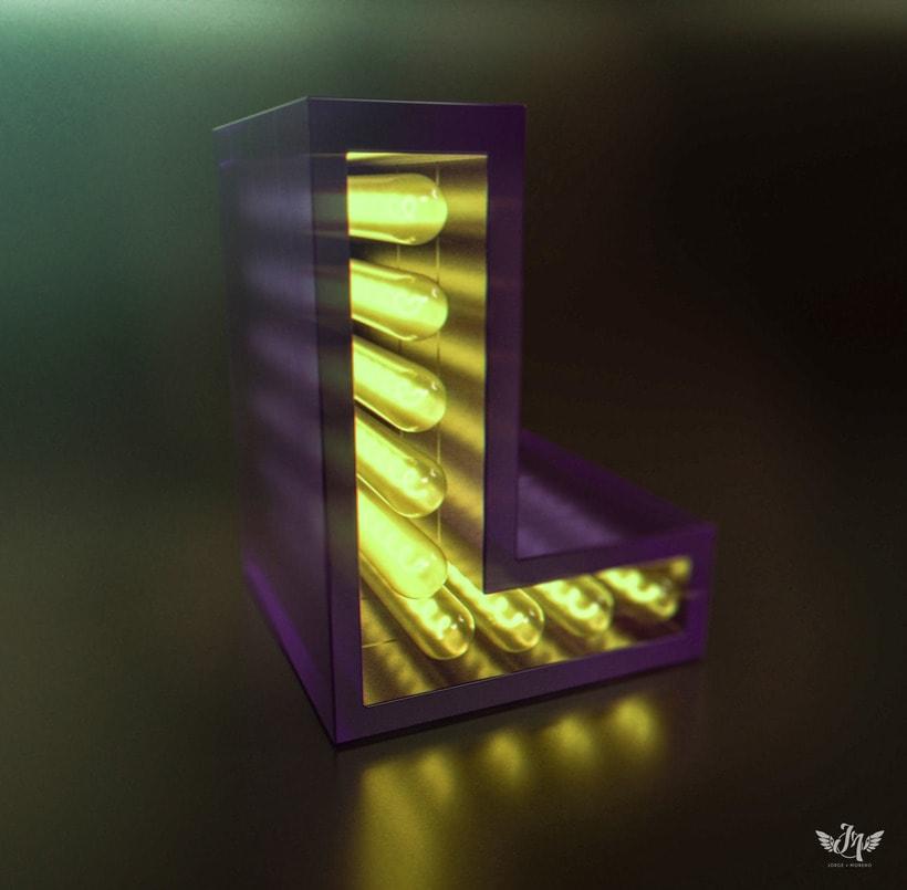 LETTERING 3D CON TODAS LAS DE LEY :) 0