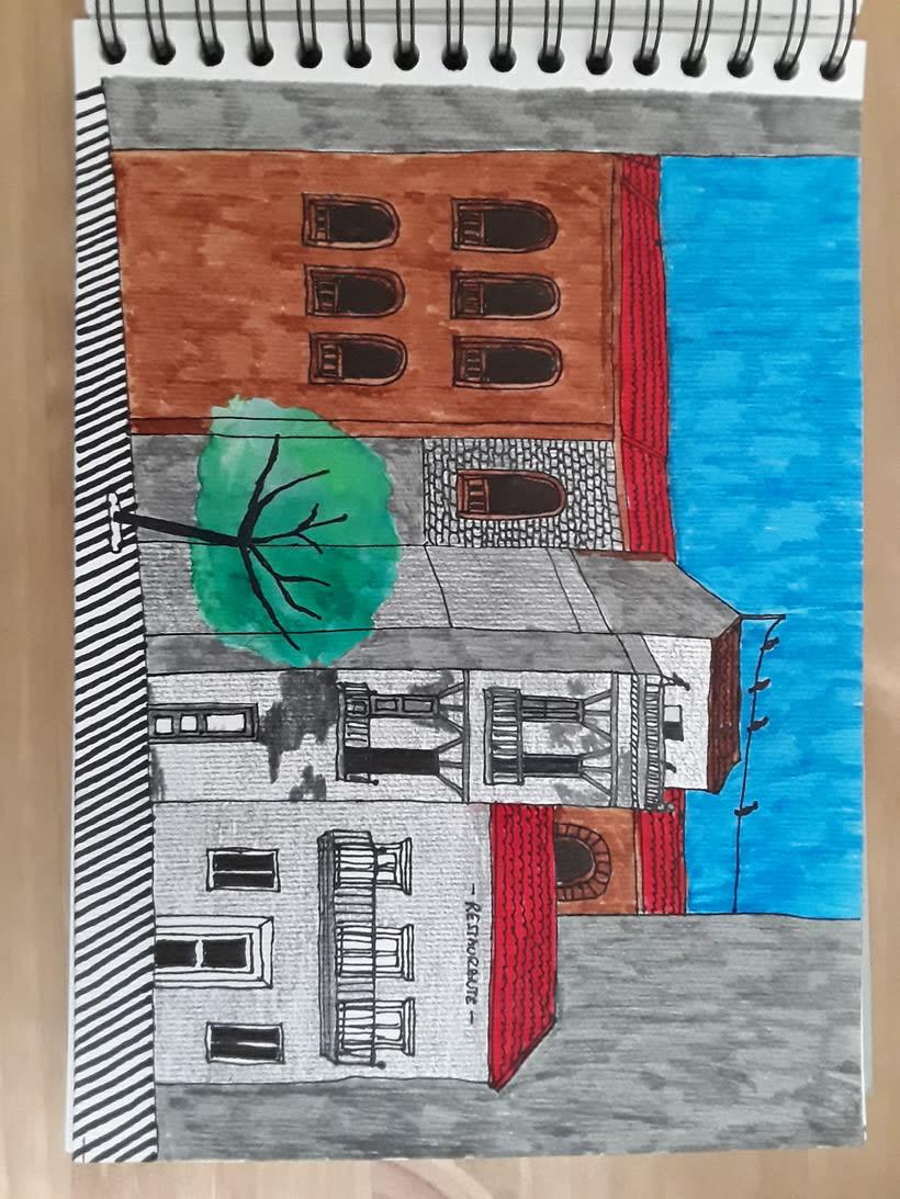 Mi Proyecto del curso: Dibujo para principiantes nivel -1 -1