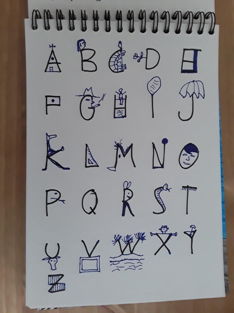 Mi Proyecto del curso: Dibujo para principiantes nivel -1 2