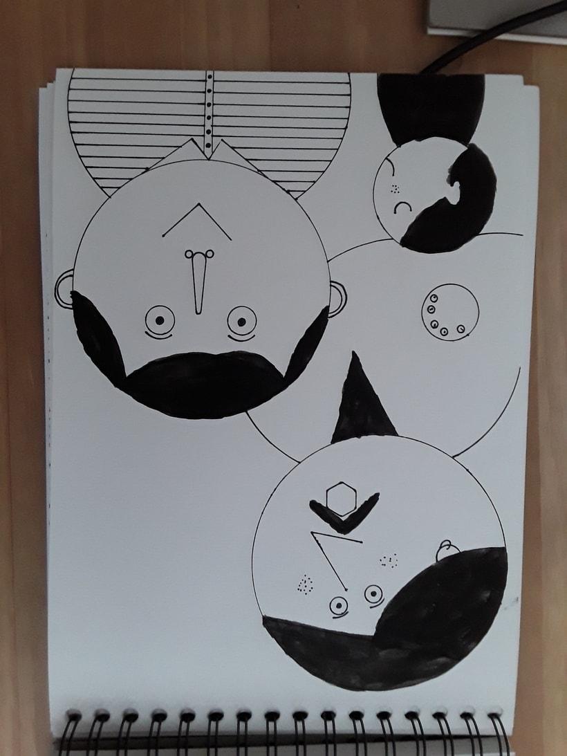 Mi Proyecto del curso: Dibujo para principiantes nivel -1 3