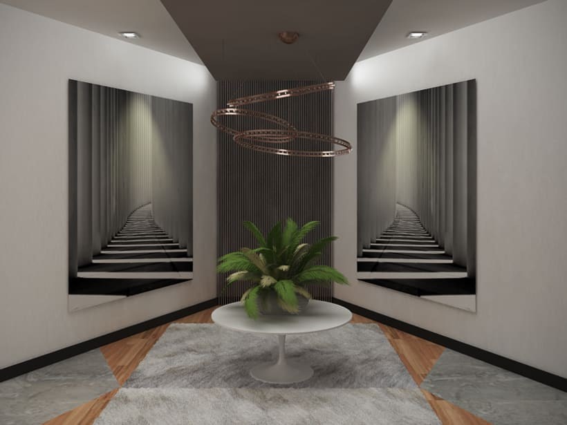 Apartment in Buenos Aires / Renders 0
