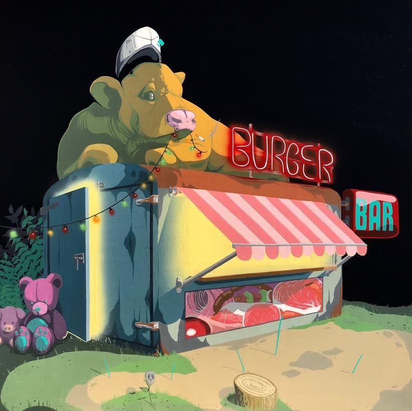 Burger maker 6