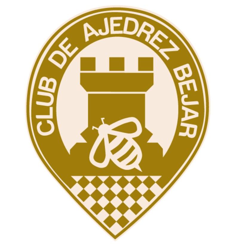 Logo del Club de Ajedrez Béjar 0