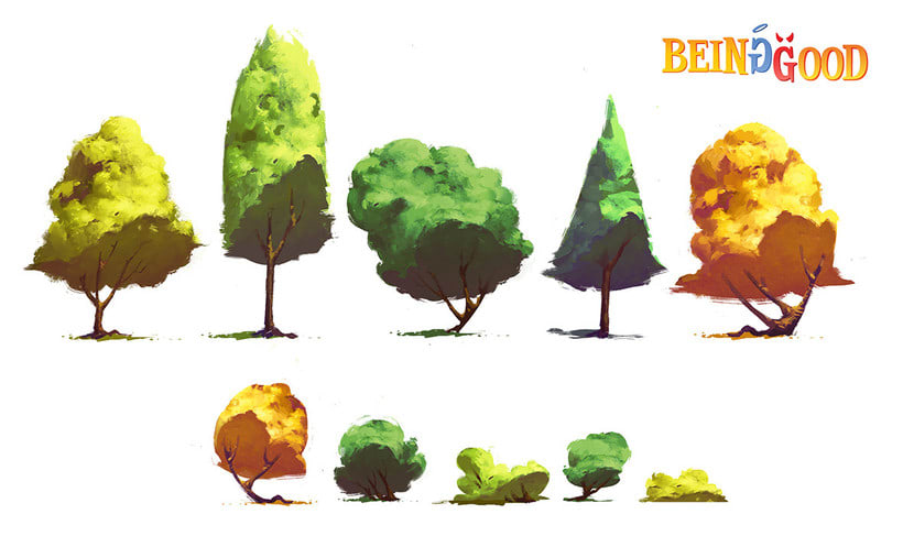 Being Good - Environment 2