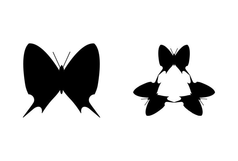 Serie - Gráficos con Mariposas 3