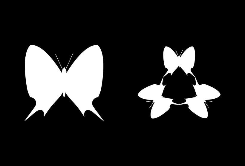 Serie - Gráficos con Mariposas 5
