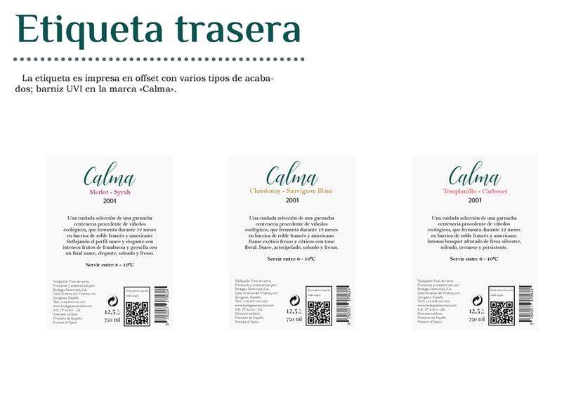 Packaging Vino Calma 2