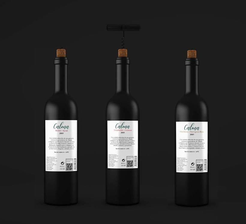 Packaging Vino Calma 6