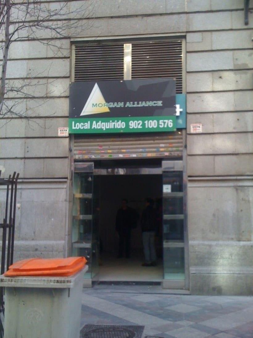 Heladeria Llao-Llao. C/ Arenal. Madrid 1
