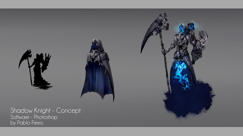 concept art character reload - Shadow Knight -1