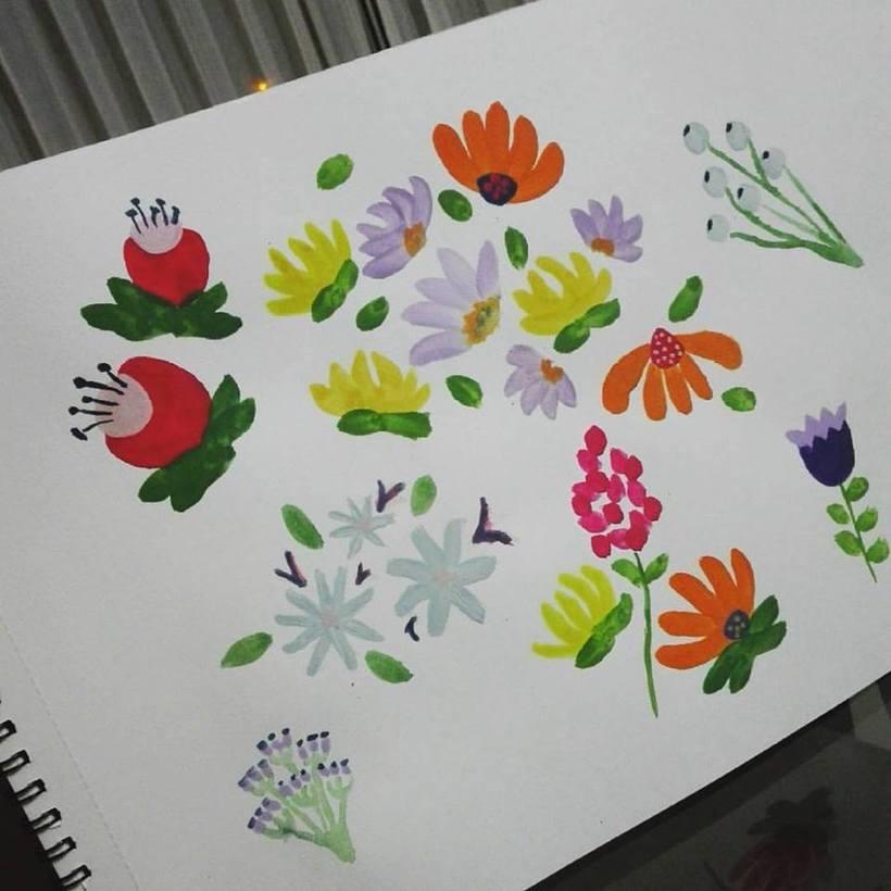 Motivos para repetir: SAMA - Arte y Estampado - Abril 1