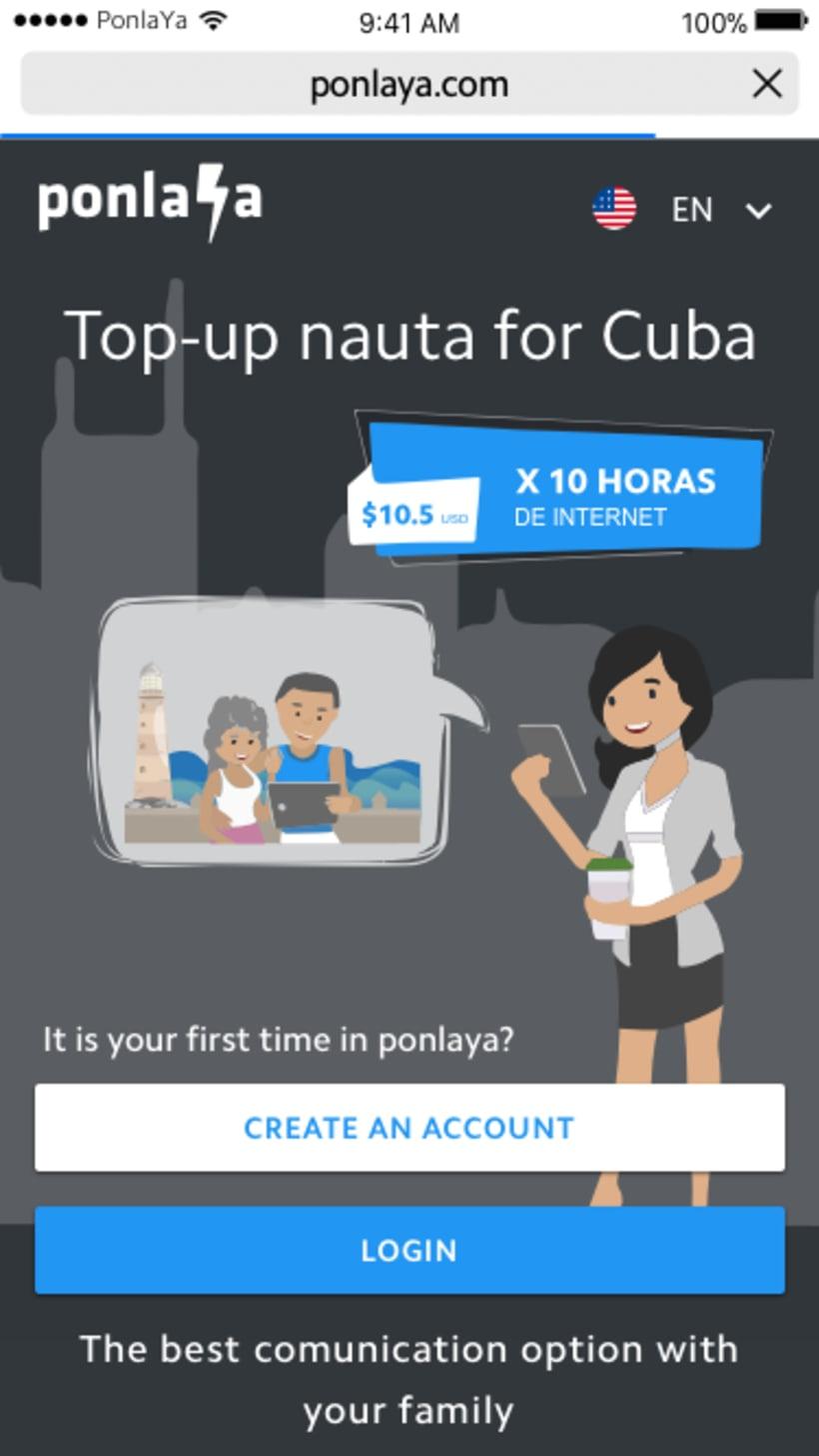 Diseño web para start-up  1