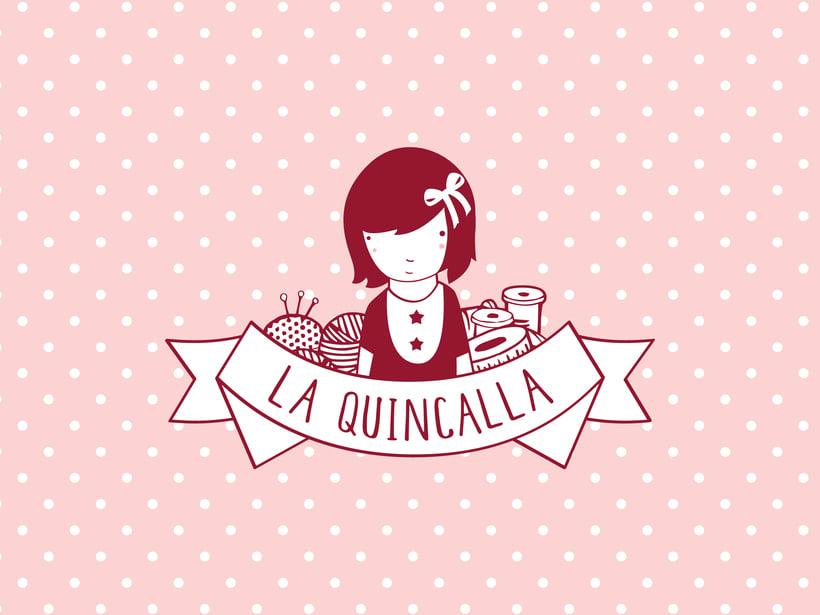 LA QUINCALLA -1
