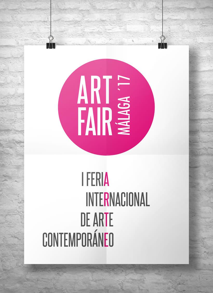 ART FAIR MÁLAGA 2017 -1