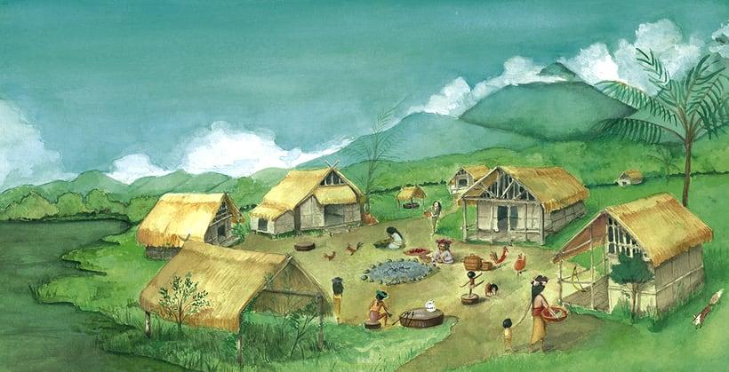 Album ilustrado; Yasica y Yaguare, orígenes de la ciudad de Matagalpa 2