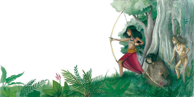 Album ilustrado; Yasica y Yaguare, orígenes de la ciudad de Matagalpa 3