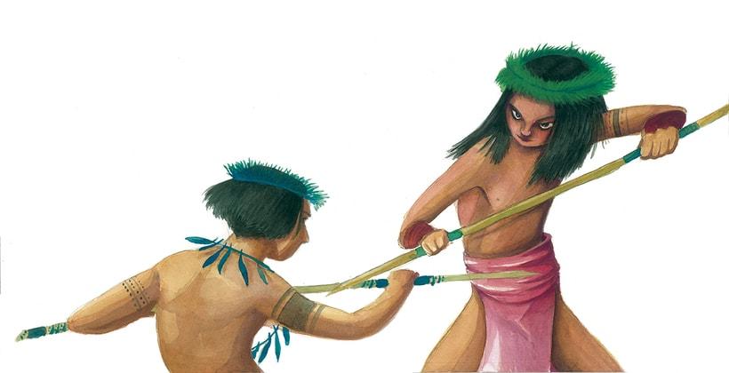 Album ilustrado; Yasica y Yaguare, orígenes de la ciudad de Matagalpa 5