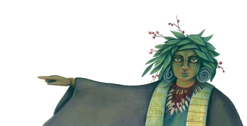 Album ilustrado; Yasica y Yaguare, orígenes de la ciudad de Matagalpa 8
