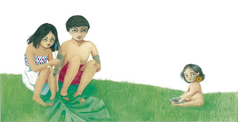 Album ilustrado; Yasica y Yaguare, orígenes de la ciudad de Matagalpa 12