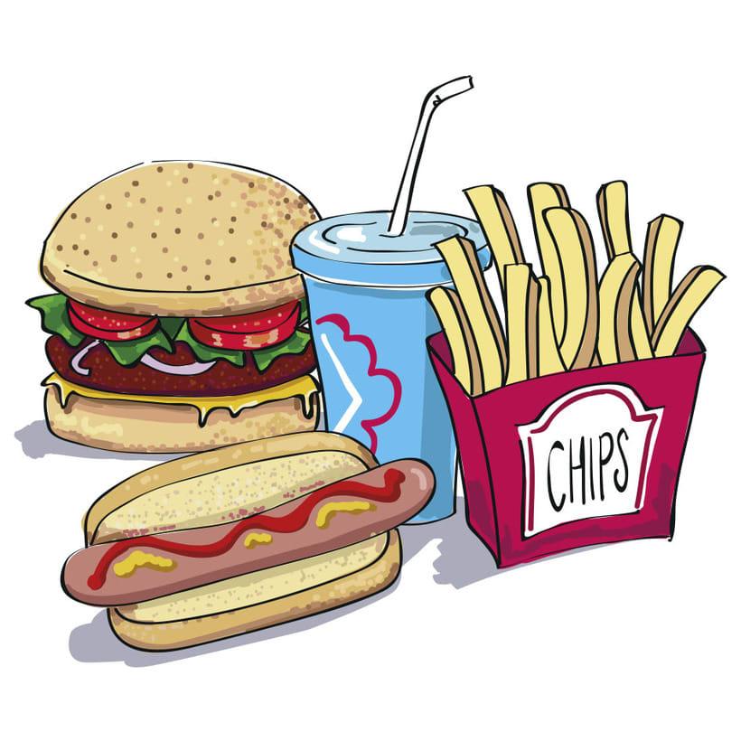 Gastronomy - Fast Food -1