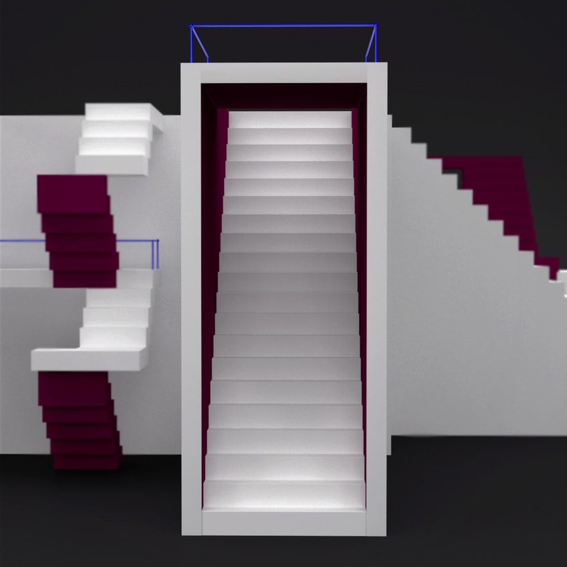 STAIRS - 36 days of type 05 9