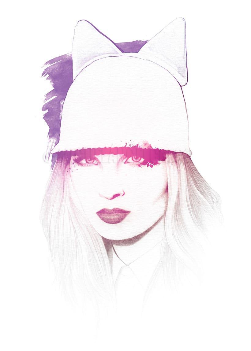 Fashion Portrait Issue 6