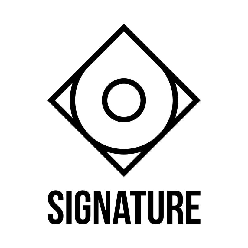 SIGNATURE (concepto) 4