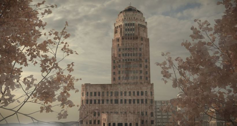 City Hall Buffalo -1