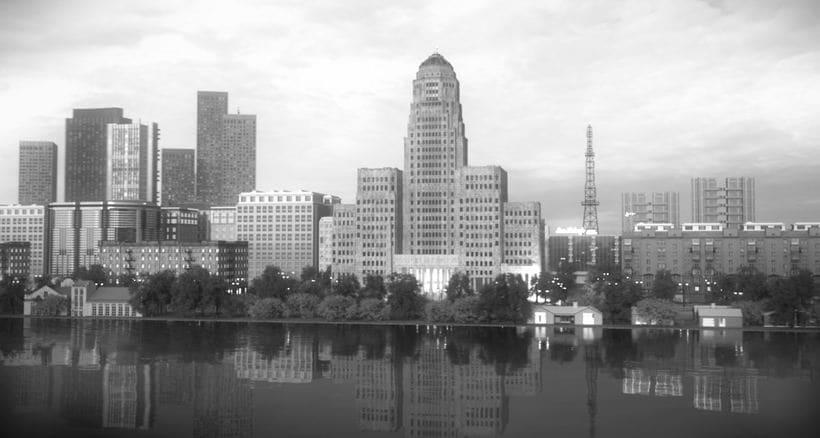 City Hall Buffalo 0