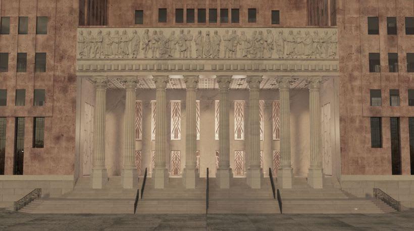 City Hall Buffalo 2