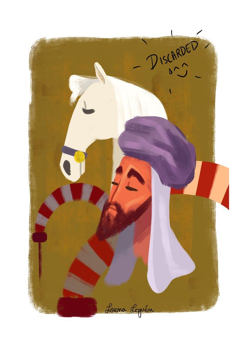 Abderramán, Príncipe Omeya 8