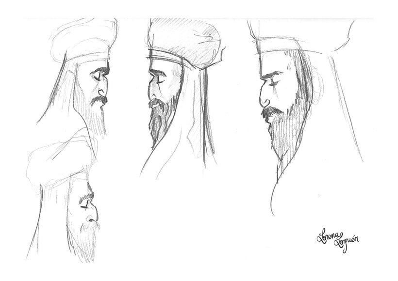 Abderramán, Príncipe Omeya 11