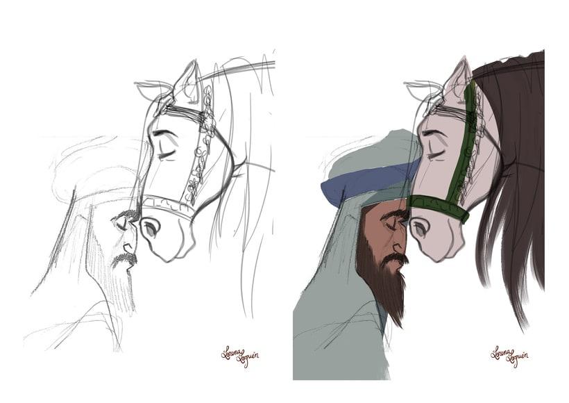 Abderramán, Príncipe Omeya 13