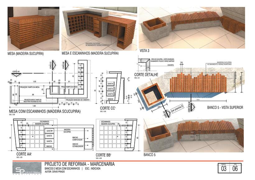 Reforma - Lobby de un edificio comercial 11