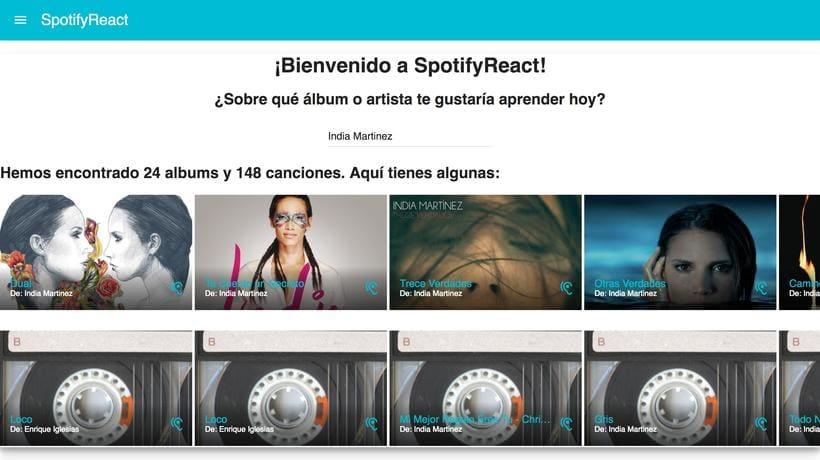 SpotifyReact 0