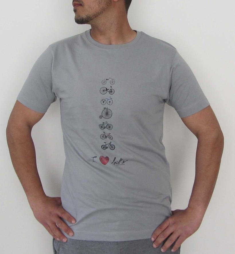 Vendo camisetas, sueltas o por lote (Diseños propios) 3